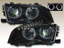 1999-01 BMW E46 3 Series Projector Headlights BC 4Door
