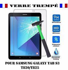 Samsung galaxy Tab S3 T820 T825 9.7 Pouces  Film Verre Trempé Protecteur TABS3