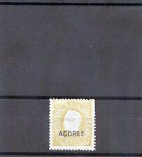 AZORES Sc 24(SG 31a)(MI 18IA)*F-VF LH $85