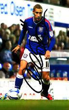 Ipswich Town F.C Lee Martin Hand Signed 12/13 Photo 6x4 3.