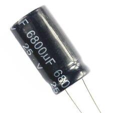 Electrolytic Capacitor 25V 1000uF 1500uF 2200uF 3300uF 4700uF 6800uF 10000uF