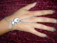 baciamano gioiello bagno argento antico elefante bacia mano made in italy