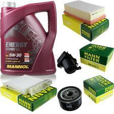 CAMBIO Olio Set 5l MANNOL ENERGY COMBI LL 5w-30 Uomo ispezione Service 10052536
