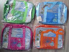Fleur Baby Diaper Nappy Voyage Sac à Langer Week-End Gym Sport Handbag
