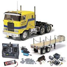 Tamiya Truck Globe Liner komplett mit MFC-01, Flachbett,Kugellager #56304SET3