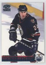 1998-99 Pacific Paramount #87 Roman Hamrlik Edmonton Oilers Hockey Card