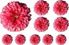 Pegatinas coche calcomanías de flor Zinnias Pared decoraciones de ventana de vivero de Gráficos Arte