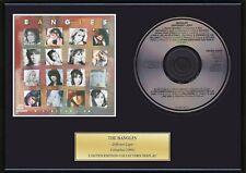 The Bangles ..Eternal Flame.. Retro Album Cover Poster A1A2A3A4Sizes
