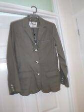 Dubarry Ladies Linen Listowel Jacket ~ Flint ~ Size UK 10 12 14 or 16 ~ BNWT