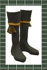 Mens Derby Tweed TIRO Paese Estate campo Calzini & corrispondenza Pigiama Con Lacci M / L