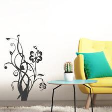 Wandtattoo schöne Blumenranke, Ranke, Pflanze, Wandsticker, Wandaufkleber