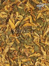 Natural liofilizzato mix di gamberetti, fiocchi di tartaruga, vitamine Tartaruga & Terrapin Cibo