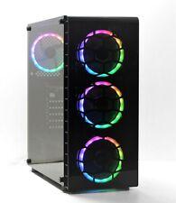 GAMING PC Computer Quad CPU i5 SSD HDD 4-16 GB RAM GT GTX GFX Windows 10 Wifi
