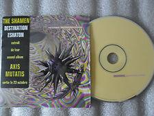 CD-THE SHAMEN-DESTINATION ESHATON-AXIS MUTATIS-BEATMASTERS(CD SINGLE)1995-2TRACK