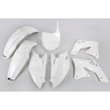 47281: UFO Kit plástica completo Kawasaki blanco KAKIT212-047