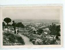 England Prestatyn Hillside Gardens Real Photo 1957 (368-27)