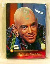 1999 Set of 20 STAR TREK Autograph Challenge Game Cards