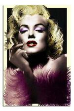 88253 Marylin Monroe Art Deco Feathers Decor WALL PRINT POSTER FR