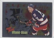 1995 Topps Super Skills Rookies #SR8 Shane Doan Winnipeg Jets Rookie Hockey Card