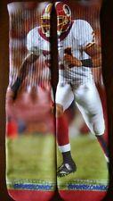 Custom Sean Taylor Washington Redskins DRY FIT socks  gamma laney oreo