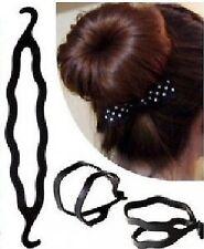 Haardreher Dutt Firsurenhilfe Topsy Tail Haar Twister Haarknoten Haardutt Frisur