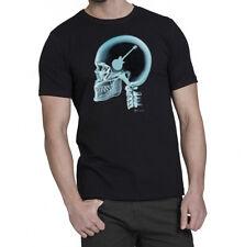 Chitarra BASSO sul cervello X-RAY Regalo Da Uomo T-shirt