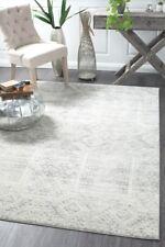 MIRANDA 351 SILVER Grey Modern Rug Large Floor Mat Carpet FREE DELIVERY*