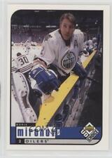 1998-99 Upper Deck UD Choice #83 Boris Mironov Edmonton Oilers Hockey Card