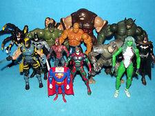 Selección de figuras de Marvel elegir 1 desde la lista desplegable