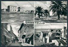Grosseto Orbetello foto cartolina B1191 SZG