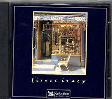 MARCELLA BELLA in FRANCESE CD fuori catalogo JOE DASSIN Little Italy