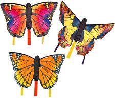 Kinderdrachen Butterfly R 52cm Schmetterling Drachen Einleiner HQ Flugdrachen