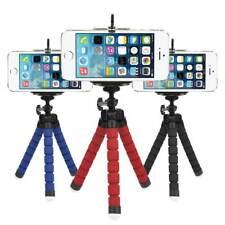 Trépied iPhone Samsung Xiaomi Huawei smartphone support pour téléphone portable