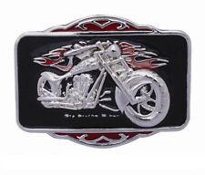 Adorno en la cintura/Buckle modelo bike Flames artículo nº 13