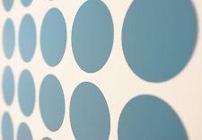 Polka Dot Spot Wall Art Vinyl Decals/Stickers - Various Colours & Sizes