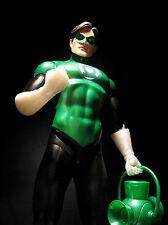 DC: Justice League Icon: GREEN LANTERN figure - RARE (sideshow/flash)