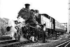 LNWR Leamington, Kenilworth & Southam steam branches Sets 10 6x4 BW photo Prints