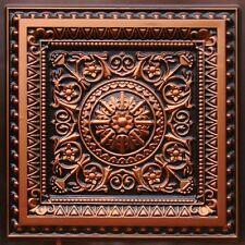 DIY Metallic Faux Tin Ceiling Tile, Wall Art or Backdrop #223