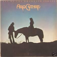 "ARLO GUTHRIE ""LAST OF THE BROOKLYN COWBOYS"" lp mint"