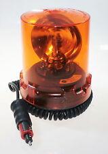Rundum Kennleuchte 24 V Signalleuchte Rundumlicht Magnet Fuß Befestigung 555