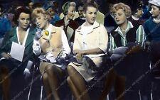 35m-0686 Jane Fonda Claire Bloom Shelley Winters Glynis Johns film The Chapman R