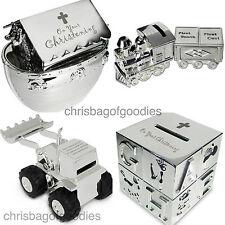 CHRISTENING Gifts For Girls Boys GODSON GODDAUGHTER Baby Keepsake PRESENT Ideas