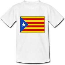 T-shirt Enfant Drapeau catalan - Catalogne indépendante