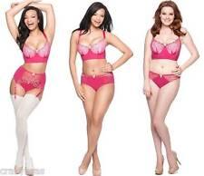 Curvy Kate - Carmen Rose Mix - Longline Bra, Suspender Belt, Shorts, Thong