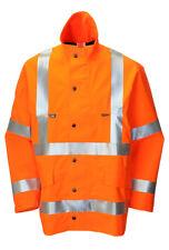 Gore-Tex mal clima de seguridad Ropa De Trabajo Chaqueta Naranja Todas Las Tallas S - 3XL