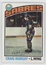 1976-77 Topps #78 Craig Ramsay Buffalo Sabres Hockey Card