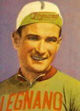 Carte postale Coups de Pédales Giorgio Albani 1956