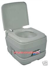Molto raro gabinetto portatile WC Chimico Campeggio Camper