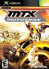 ***MTX MOTOTRAX ORIGINAL XBOX DISC ONLY~~~