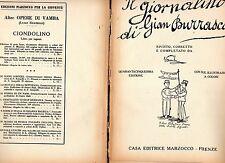 il giornalino di gian burrasca -  1944